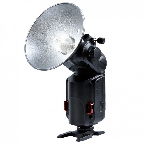 Godox Witstro apaļš reflektors kameras zibspuldzei