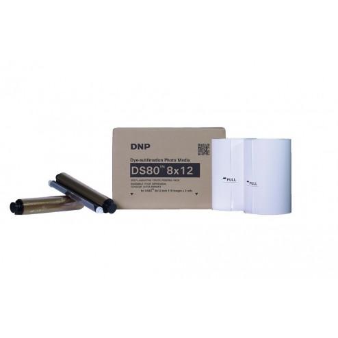 DNP materiāls printerim DS80 - 20x30cm | 220 gab