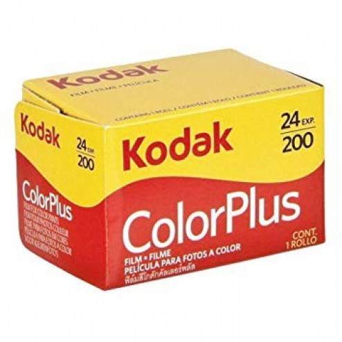 Kodak Color plus 200 135/36 filma