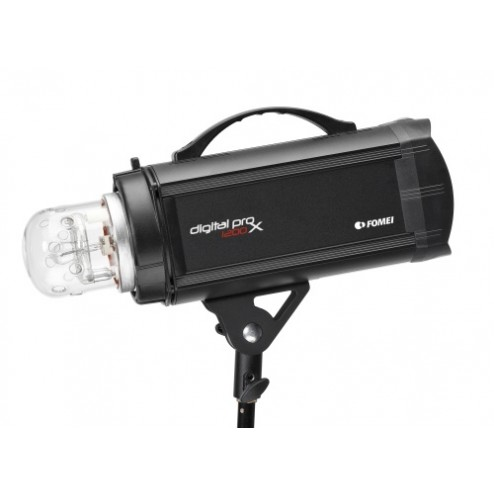 Fomei Digital Pro X 500 studijas zibspuldze
