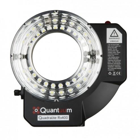 Quadralite Rx400 riņķa zibspuldze