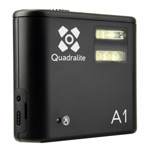Quadralite A1 Mobile Phone Trigger for Navigator X Compatible Flashes