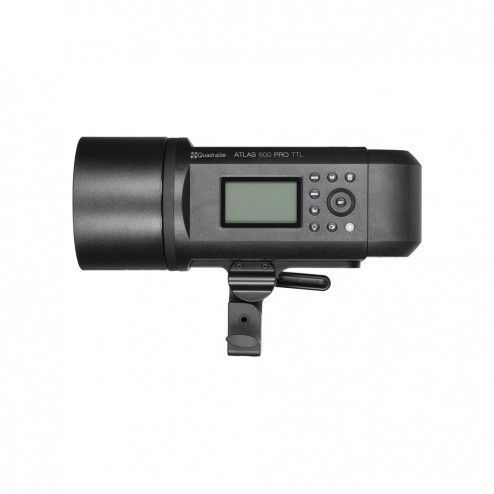 Quadralite Atlas 600 Pro TTL Studio Flash with Built in Battery