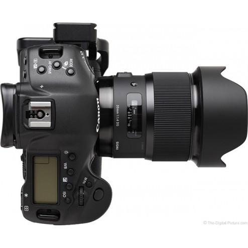 Sigma 20mm F1.4 DG HSM Art objektīvs Nikon