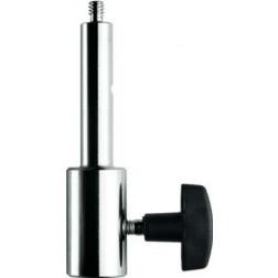 Manfrotto adapteris no 5/8 uz 1/4 ar 12mm pagarinājumu