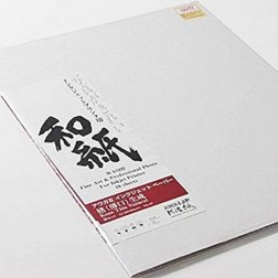 Awagami AIP Bamboo Paper with Deckled Edges A3+/10