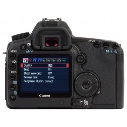 Canon EOS 5D Mark II rent