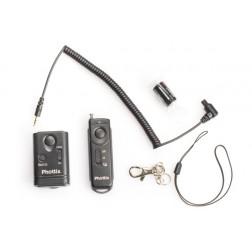 Phottix Cleon II wired/wireless remote N6
