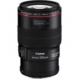 Canon EF 100mm f/2,8L Macro IS USM noma