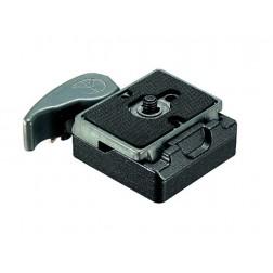 Manfrotto 323 QR adapteris ar 200PL plati