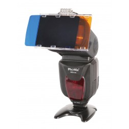 Phottix Kameras zibspuldžu gaismas filtru komplekts