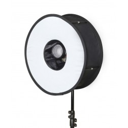 Phottix Aether salokāms riņķa difuzors kameras zibspuldzēm