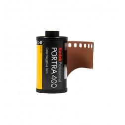 Kodak portra 400 135/36 krāsu fotofilma
