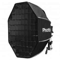 Phottix Spartan Beauty Dish / oktabokss balts 50cm