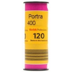 Kodak Portra 400 120 krāsu fotofilma