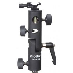 Phottix Varos BG Umbrella and Flash holder