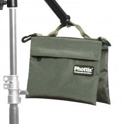 Phottix Stay-Put smilšu maiss II L