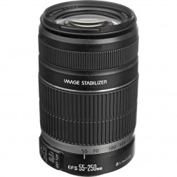 Canon EF-S 55-250mm f/4,0-5,6 IS II noma