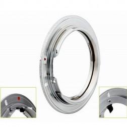 Fotocom AI-EOS objektīvu adapteris Nikon objektīvu stiprināšanai uz Canon kamerām