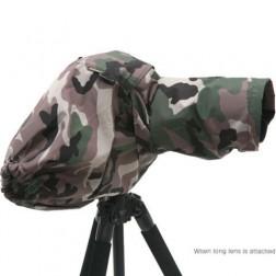 Matin Kameras Lietus Pārvalks DSLR/Bezspoguļu kamera kamuflāžas krāsā M-7101