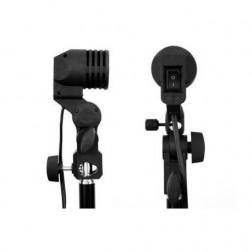 Linkstar RH-01 E27 lampas turētājs un lietussarga stiprinājums