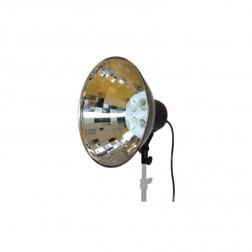 StudioKing dienasgaismas lampa FV-430 + 40cm reflektors