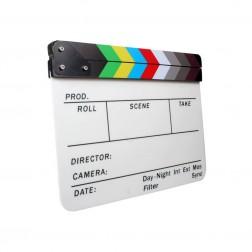 Fotocom akrila kino klape ar magnētu 30x25cm
