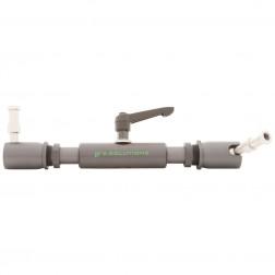 9.Solutions Double joint arm īsais stiprinājums 360mm