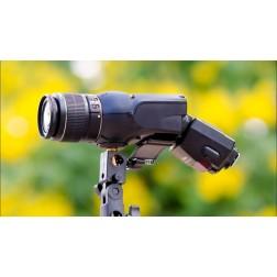 Spiffy Gear Light Blaster Efektu Projektors Izmantošanai ar Kameras Zibspuldzēm