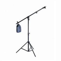 Godox LB02 Light boom gaismas statīvs ar šķērsstieni un smilšu maisu