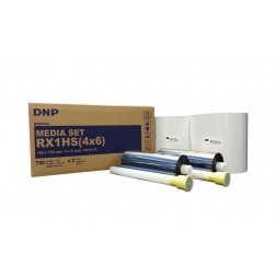 DNP materiāls printerim DS-RX1/RX-1HS -10x15 cm | 1400 gab