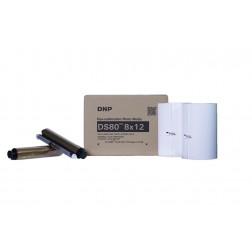 DNP materiāls printerim DS80DX, vienpusējs - 20x30 cm | 220 gab