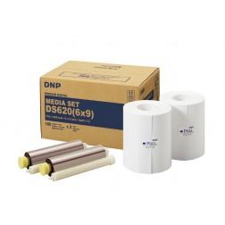 DNP materiāls printerim DS620 - 15x23 cm | 360 gab