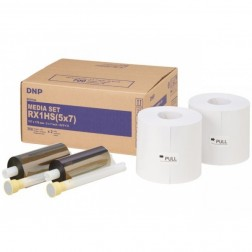 DNP materiāls printerim DS-RX1HS - 13x18 cm | 680 gab