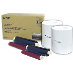 DNP materiāls printerim DS620 - 10x15 cm | 800 gab