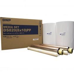 DNP Premium Digital materiāls printerim DS820 - 20x25 cm | 260 gab