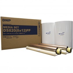 DNP Premium Digital materiāls printerim DS820 - 20x30 cm | 220 gab (440 gab 15x20 cm)