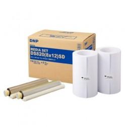 DNP Digital materiāls printerim DS820 - 20x30 cm | 220 gab (440 gab 15x20 cm)
