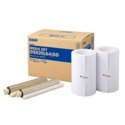 DNP Digital materiāls printerim DS820 - A4 | 220 gab