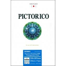 Pictorico Premium OHP 174 plēve A4/20