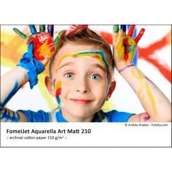 FomeiJet Aquarella Art Matt 210 inkjet papīrs A4/50