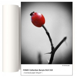 Fomei Collection Baryta Silk 310 inkjet papīrs 111,8cm x 12,5m