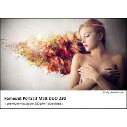 FomeiJet Portrait Matt DUO 230 inkjet papīrs A3+ (32,9 x 48,3cm)/50