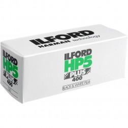 Ilford HP 5 plus 120 film
