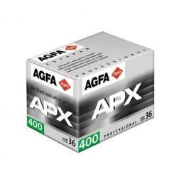 Agfa APX Pan 400 135/36 melnbaltā foto filma