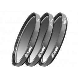 Fomei Digital 58mm UV/C-PL/ND4 filtru komplekts