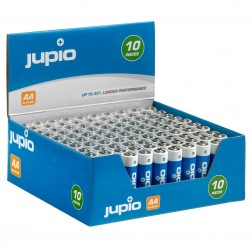 Jupio Alkaline AA baterijas 10gab.
