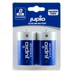 Jupio Alkaline baterijas D LR20 2 gab.
