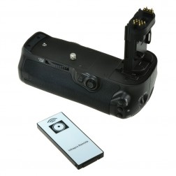Jupio Bateriju Grips paredzēts Canon 7D MK II (BG-E16)