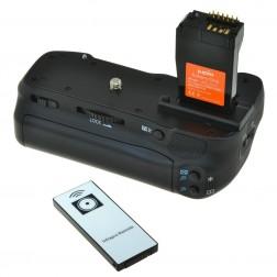 Jupio Bateriju Grips paredzēts Canon 750D/760D/X8i/T6s/T6i (BG-E18)